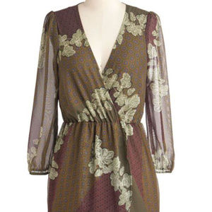 Modcloth Design Concept Dress